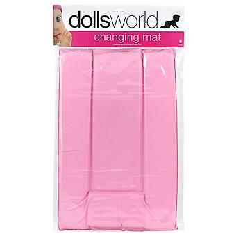 Dolls World Changing Mat