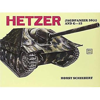 Hetzer (Schiffer Military History)