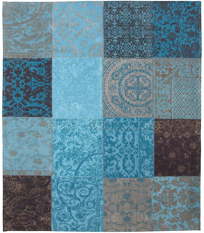 Teppiche - Vintage - Türkis 8001-8105
