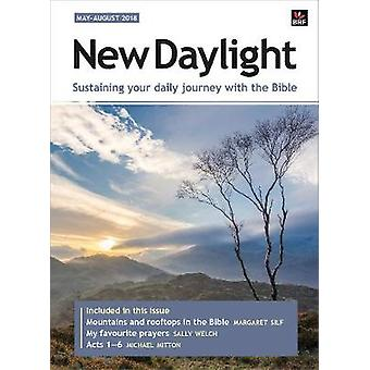 New Daylight Deluxe edition May-August 2018 - Sustaining your daily jo