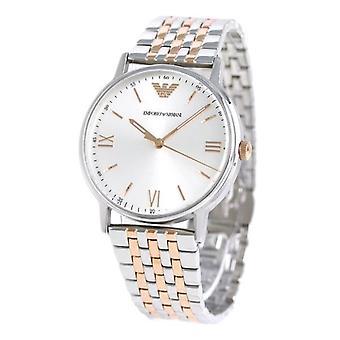 Emporio Armani Ar11093 Kappa Steel Dial Men's Watch