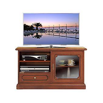 MIDI TV houder met venster en lade