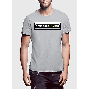 Programmer half sleeves t-shirt