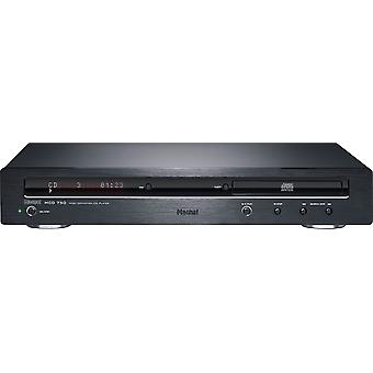 Magnat MCD 750, CD-Player, black, B-ware, 1 piece