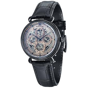 Thomas Earnshaw The Grand Calendar Watch - Rosegold/Black