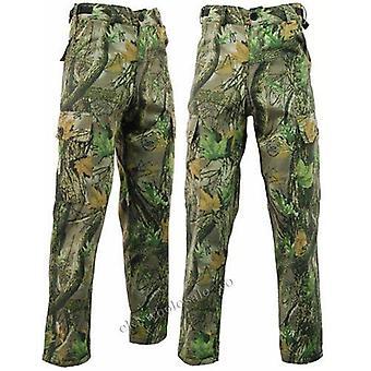Stormkloth Camouflage Waterproof Trousers