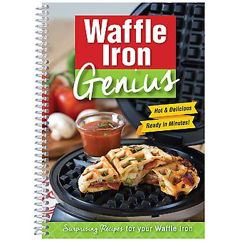 Waffle Iron Genius (Surprising Recipes For Your Waffle Iron)-             CQ7112