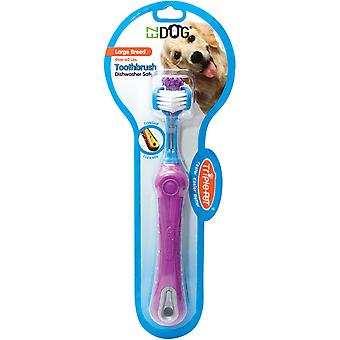 EZ Dog Pet Toothbrush-Large Breed FFP4537