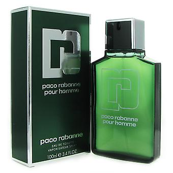 Paco Rabanne for Men 3.4 oz 100 ml EDT Spray