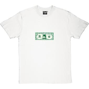 Money Doesn't Talk It Swears Men's T-Shirt
