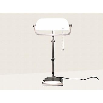 Bankers lamp, Bankerslamp, white, Jack WH, 10212
