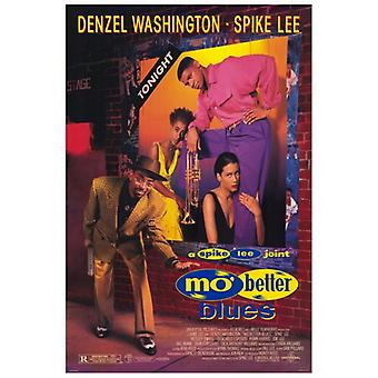 Mo Better Blues Movie Poster Print (27 x 40)