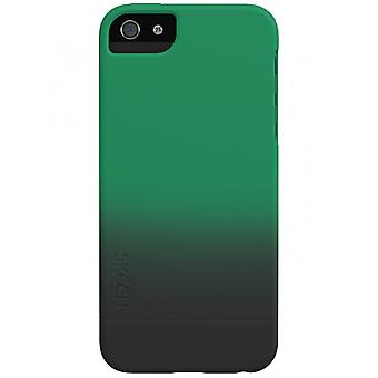 Skech rise 2 piece cover case iPhone SE 5 / 5S Green