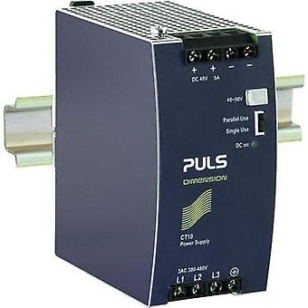 PULS CT10.481 DIMENSION DIN Rail Power Supply 48Vdc 5A 240W, 3-Phase