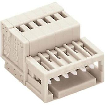 Pin enclosure - cable 733 Total number of pins 5 WAGO 733-205 Contact spacing: 2.50 mm 1 pc(s)
