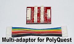 BC-6 individual cell connector conv. board (2X3S, 3X2S), PolyQ