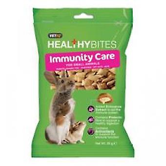 Vet Iq immunitet pleje små dyr behandler 30g (pakke med 12)