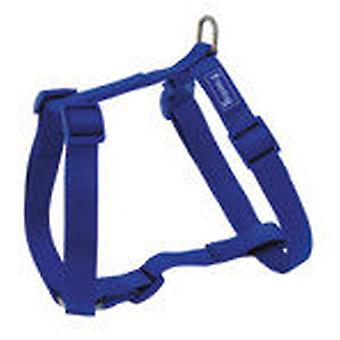 Freedog Harness Nylon Basic Blue (Dogs , Collars, Leads and Harnesses , Harnesses)