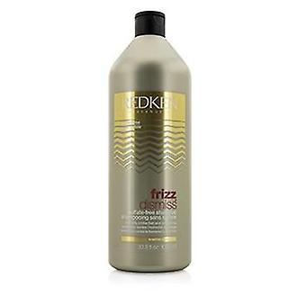 Redken Frizz Dismiss Shampoo (Humidity Protection and Smoothing) - 1000ml/33.8oz