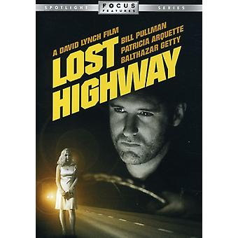 Lost Highway [DVD] USA import