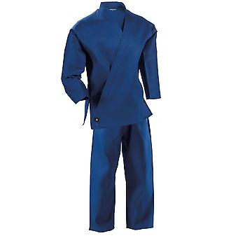 Century 6 oz. Lightweight Student Uniform with Elastic Pants - Blue
