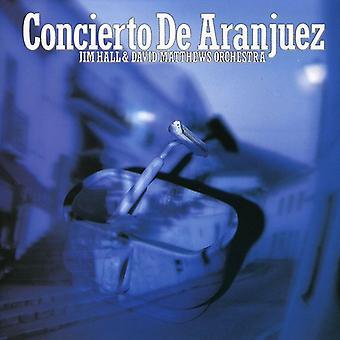 Jim Hall - Concierto De Aranjuez [CD] USA import