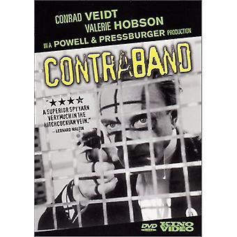 Contraband [DVD] USA import