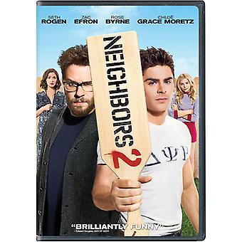 Neighbors 2: Sorority Rising [DVD] USA import