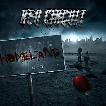Rød kredsløb - hjemland [CD] USA importerer