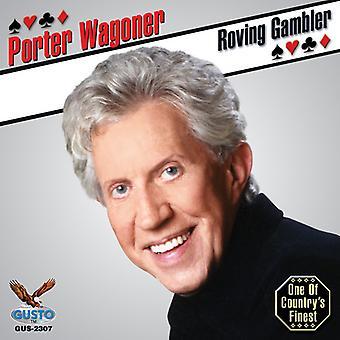 Porter Wagoner - vagueación importación USA jugador [CD]