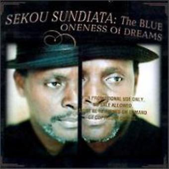 Sekou Sundiata - blå Oneness of Dreams [CD] USA import