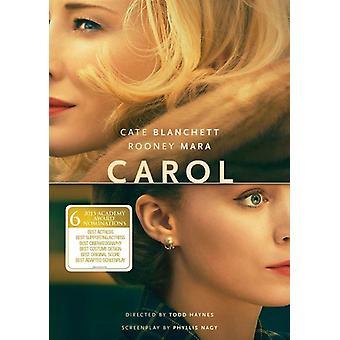 Carol [DVD] USA importerer