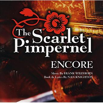 Scarlet Pimpernel - Encore! [CD] USA import