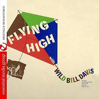 Wild Bill Davis - flyver højt med Wild Bill Davis [CD] USA import