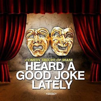 マイアミ - のコメディ劇団聞いて良い冗談最近 [CD] USA 輸入