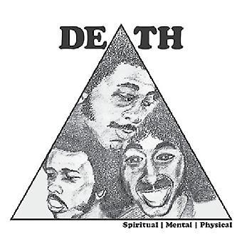 Muerte - importar físico Mental espiritual [vinilo] Estados Unidos