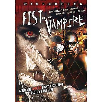 Næve af vampyr [DVD] USA importen