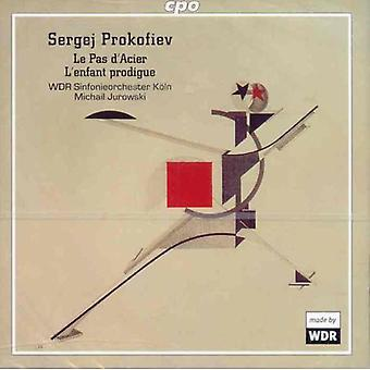 S. Prokofiev - Prokofiev: Le Pas d'acier; Importer des USA de l'enfant Prodigue [CD]