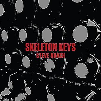 Steve Roach - skelet nøgler [CD] USA import