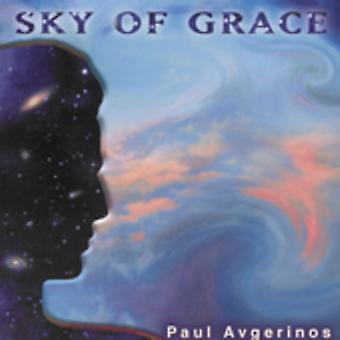 Paul Avgerinos - Sky of Grace [CD] USA import