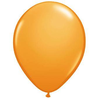 Balloon orange balloons birthday party 8 St. decoration balloons Halloween