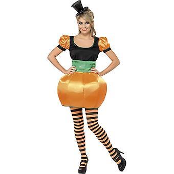 Pumpkin costume ladies pumpkin Halloween costume