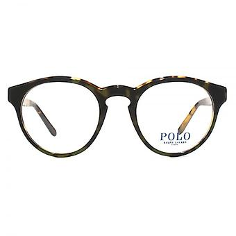 Polo Ralph Lauren PH2175 Glasses In Olive On Spotty