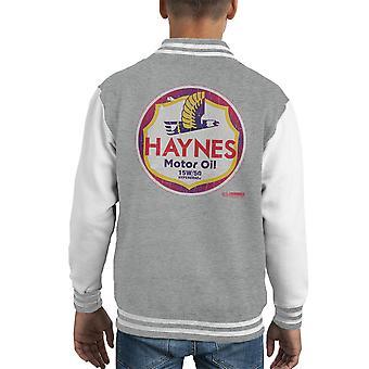 Haynes marki Richfield olej silnikowy Kid uniwerek kurtka