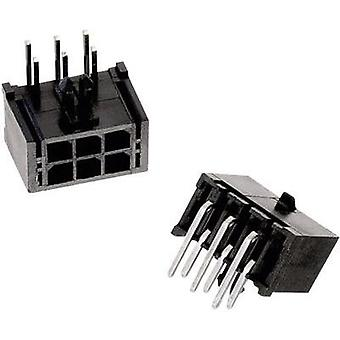 Built-in receptacles (standard) WR-MPC3 Total number of pins 4 Würth Elektronik 66200421022 Contact spacing: 3 mm 1 pc(s