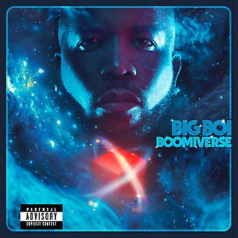Big Boi - Boomiverse [CD] USA import
