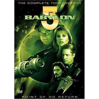 Babylon 5 The Complete Third Season (DVD)