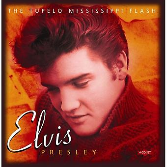 The Tupelo Mississippi Flash (4CD) by Elvis Presley