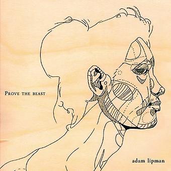 Adam Lipman - bevise udyret [CD] USA importen