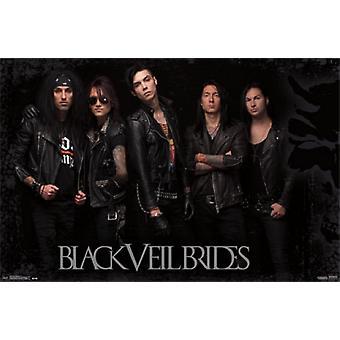 Black Veil Brides - gruppe IV plakat Print